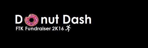 Donut Dash: FTK Fundraiser 2K16