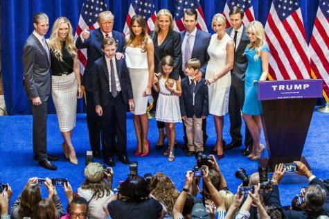The 45th President: Donald Trump