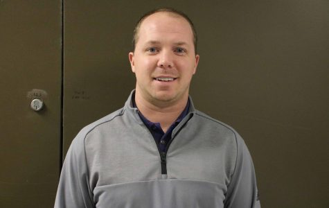 Martinsville High School's New Football Coach