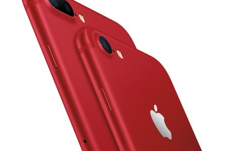 Special Edition Red iPhone
