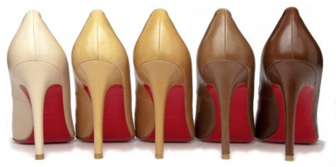 Louboutin Nude Shoe Collection