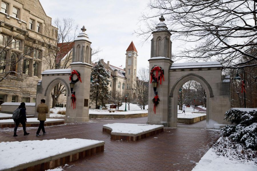 Measles Occurrence at Indiana University