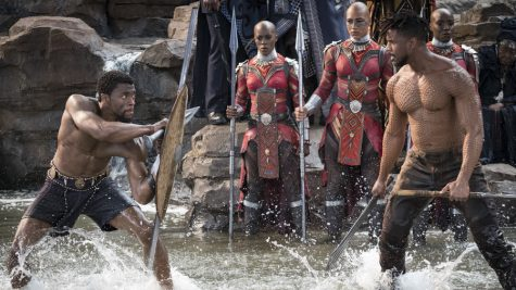 Black Panther and the Social Issues
