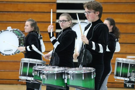Winter Drumline Win