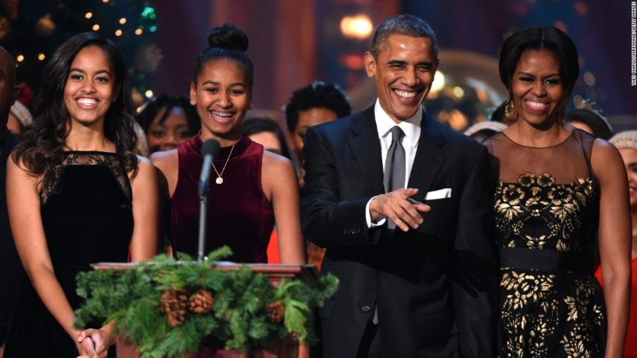 Keeping Up With: The Obamas