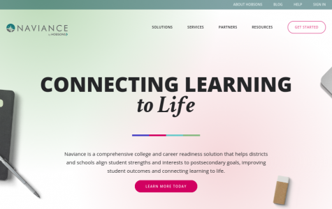 Planning For The Future: Naviance