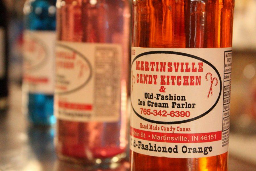 Candy Kitchen goodies.