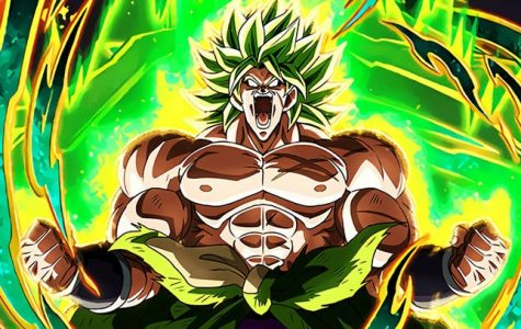 Broly: The Man, The Myth, The Legend