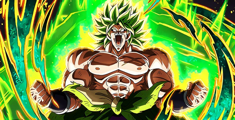 Dragon Ball Super: Broly Rage
