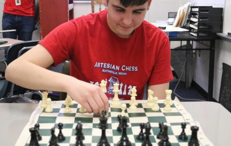 Martinsville Chess Competition