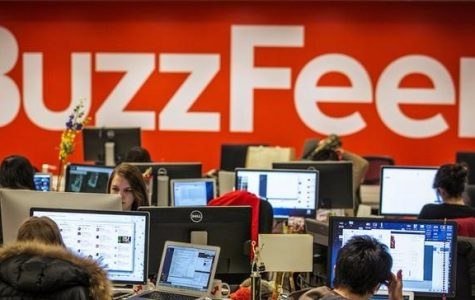 Inside the Eyes of a Buzzfeed Employee