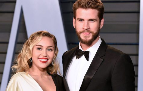 Cyrus and Hemsworth Tied The Knot