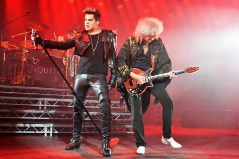 Adam to be Touring with Queen