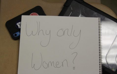 Why Only Women?