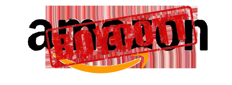 Amazon boycott