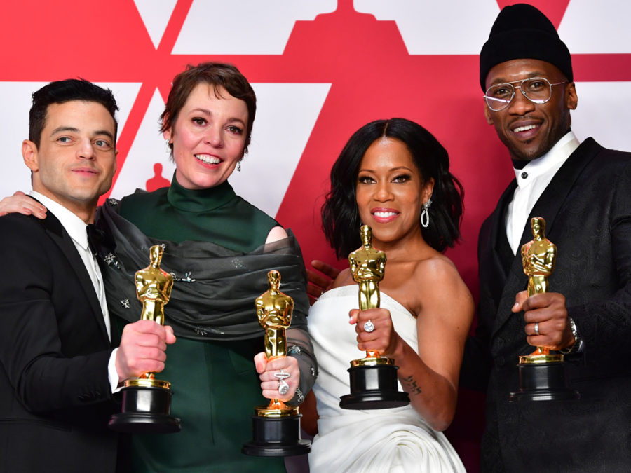 Recently, we have begun to see more diversity in big award shows, such as the Oscars.