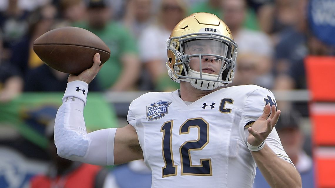 The Notre Dame Fighting Irish are poised for greatness
