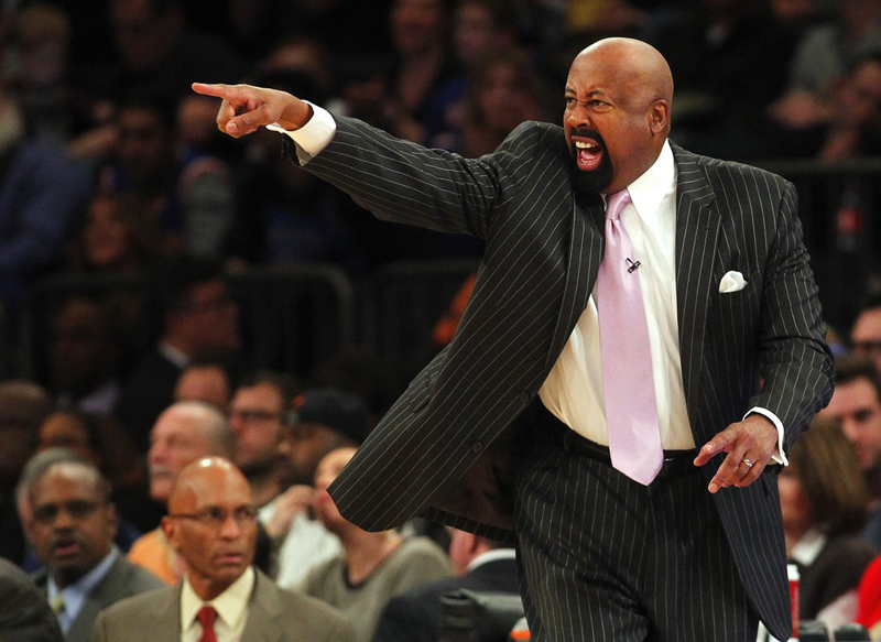 Will Mike Woodson deliver as the new coach of the Hoosiers?