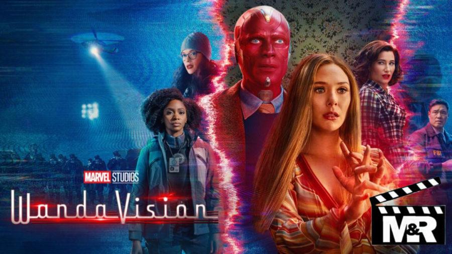 WandaVision poster