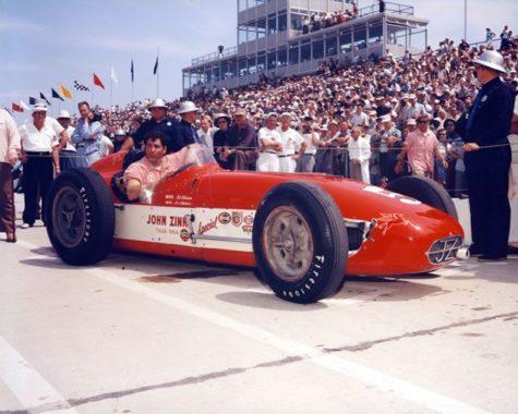 Ed Elisian in 1958